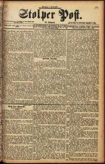 Stolper Post Nr. 261/1898