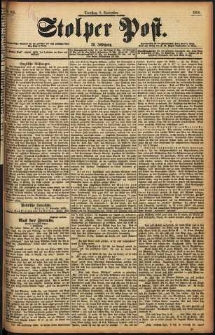 Stolper Post Nr. 262/1898