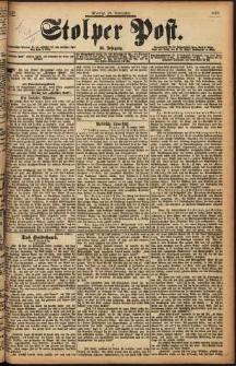 Stolper Post Nr. 278/1898