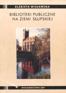 Biblioteki publiczne na ziemi słupskiej