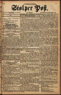 Stolper Post Nr. 299/1898