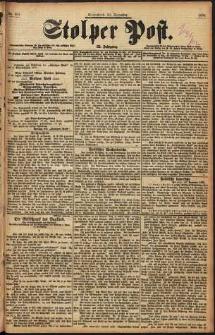 Stolper Post Nr. 301/1898