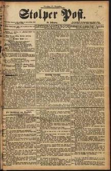 Stolper Post Nr. 302/1898