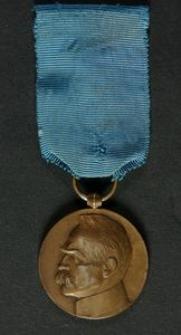 Medal Dziesięciolecia Odzyskanej Niepodległości + [pismo]