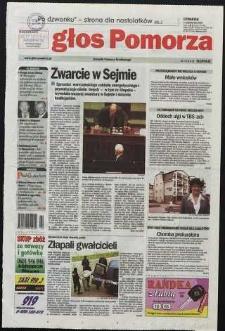 Głos Pomorza, 2002, październik, nr 243
