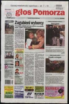 Głos Pomorza, 2002, październik, nr 252