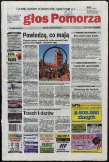Głos Pomorza, 2002, październik, nr 254