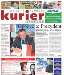 Kurier Koszaliński Gazeta Pomorza, 2011, nr 9