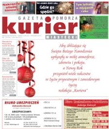 Kurier Miastecki Gazeta Pomorza, 2011, nr 7