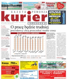 Kurier Wejherowo Gazeta Pomorza, 2012, nr 1