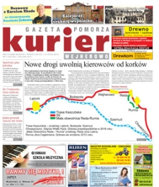 Kurier Wejherowo Gazeta Pomorza, 2012, nr 3