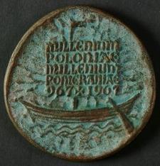 Millenium Poloniae Miellenium Pomeraniae 967-1967 [Medal]