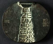 XXV Lat Muzealnictwa Koszalińskiego [Medal]