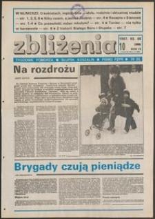 Zbliżenia : tygodnik społeczno-polityczny, 1987, nr 10