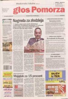 Głos Pomorza, 2003, listopad, nr 266