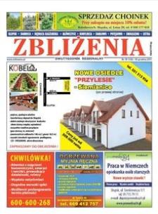 Zbliżenia : dwutygodnik regionalny, 2011, nr 19