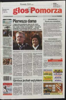 Głos Pomorza, 2003, listopad, nr 268