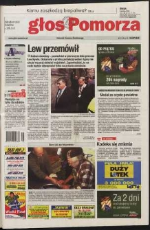 Głos Pomorza, 2003, grudzień, nr 281