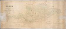 Karte von dem zwischen Lachsschleuse und dem Westphalschen Kalkhofen belegenen Theile des Stolper Stroms