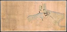 Situations Plan von der Neuen Mühle bei Stolp und Nivellement zu einem daselbst projectirten Zuleitungs Kanal