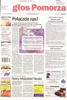 Głos Pomorza, 2003, wrzesień, nr 216