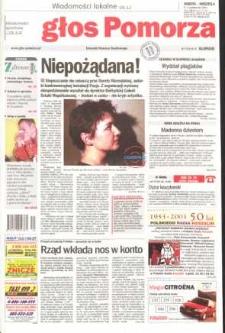 Głos Pomorza, 2003, październik, nr 232