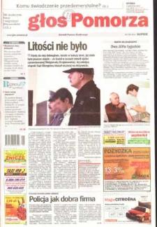 Głos Pomorza, 2003, październik, nr 234