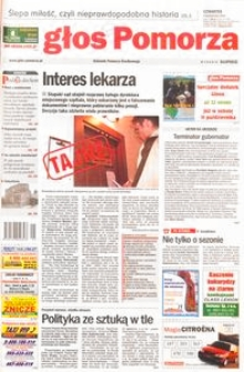 Głos Pomorza, 2003, październik, nr 236