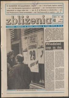 Zbliżenia : tygodnik społeczno-polityczny, 1987, nr 48