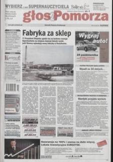 Głos Pomorza, 2003, październik, nr 245