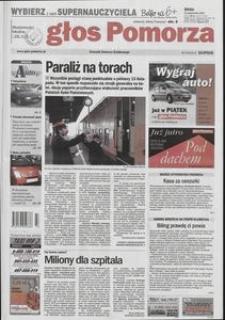 Głos Pomorza, 2003, październik, nr 247