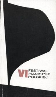 Festiwal Pianistyki Polskiej (6 ; 1972 ; Słupsk)