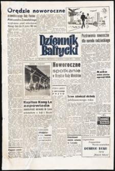 Dziennik Bałtycki, 1961, nr 1