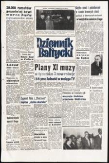 Dziennik Bałtycki, 1961, nr 6