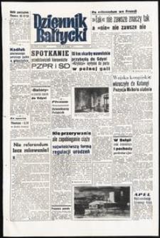 Dziennik Bałtycki, 1961, nr 8