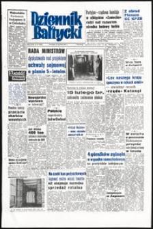 Dziennik Bałtycki, 1961, nr 10