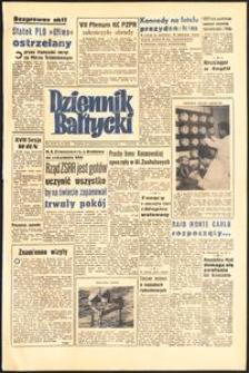 Dziennik Bałtycki, 1961, nr 19