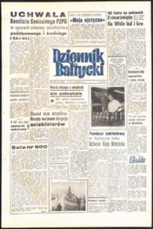 Dziennik Bałtycki, 1961, nr 21