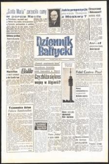 Dziennik Bałtycki, 1961, nr 28