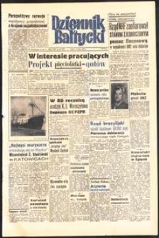 Dziennik Bałtycki, 1961, nr 30