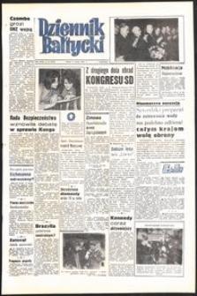 Dziennik Bałtycki, 1961, nr 33