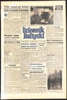 Dziennik Bałtycki, 1961, nr 36