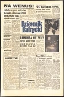 Dziennik Bałtycki, 1961, nr 38