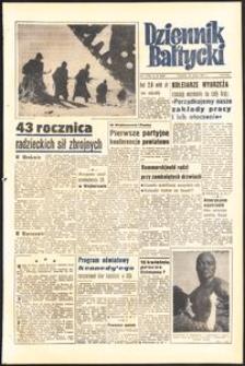 Dziennik Bałtycki, 1961, nr 46