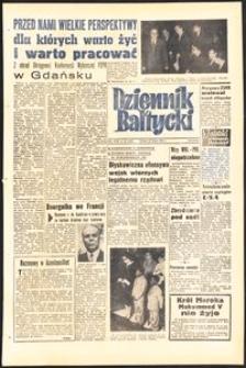 Dziennik Bałtycki, 1961, nr 50