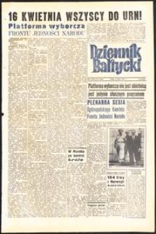 Dziennik Bałtycki, 1961, nr 51