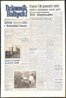 Dziennik Bałtycki, 1961, nr 67