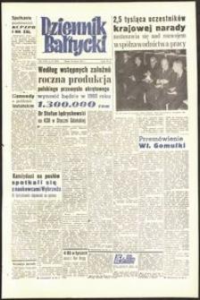 Dziennik Bałtycki, 1961, nr 72