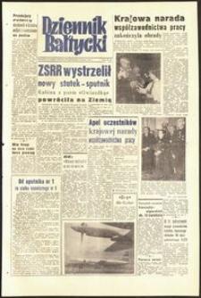 Dziennik Bałtycki, 1961, nr 73