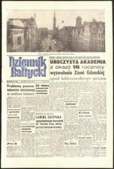 Dziennik Bałtycki, 1961, nr 76